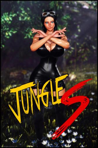 Shassai - Jungle S [jungle,glasses,big breasts]
