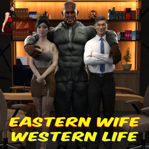 Eastern Wife Western Life [deepthroat,masturbation,big breasts]