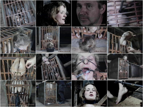 Caged Cumslut Part Two   Melody