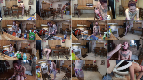 Super tying and domination for pretty bare model Full HD 1080p