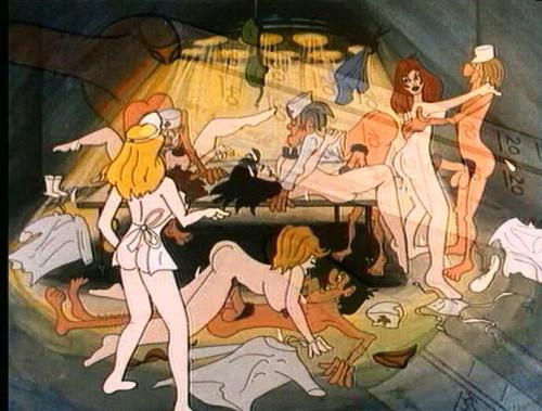 Welterfolge des Cartoon-Sex Vol. 3 [1978,Hardcore,Cartoons,Animation]