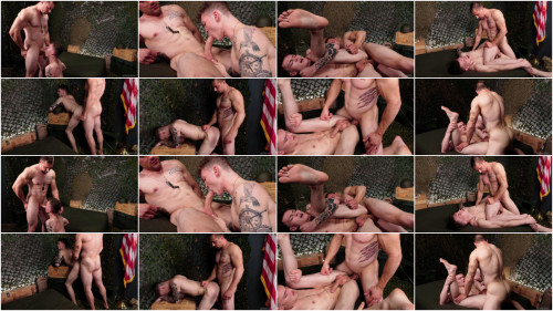 Damien White bonks Jason Windsors rectal hole (720p,1080p)