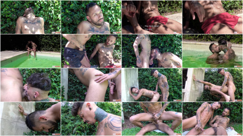 LatinLeche - Numero 138 - By The Pool (Kendro and Milo) 1080p