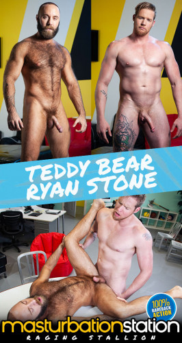 RS - Masturbation Station - Teddy Bear and Ryan Stone (1080p)