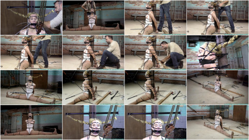 Ariel Anderssen, Leotard, pantyhose, Ziptie - Part 3