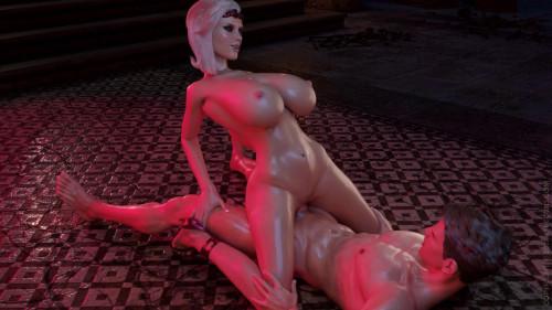 Busty Sophia Fucked By Prince Tristan [2017,Femdom,3DCG,Big Ass]