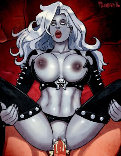 Reinbach [Porn Comics,dark skin,lesbian]