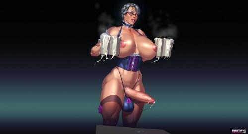 Dmitrys Full Collection [milking,big tits,bdsm]