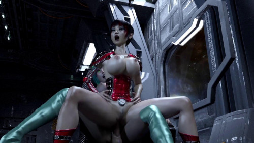 Futa Erotica - Galactic Odyssey - HD 720p