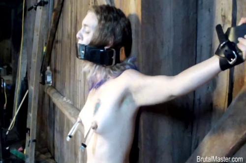 The Top Bdsm Porn Brutalmaster part 4 [BDSM,Torture,Sadism ,Corporal Punishment]