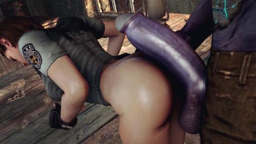 Resident Evil. ProjectSuccubus