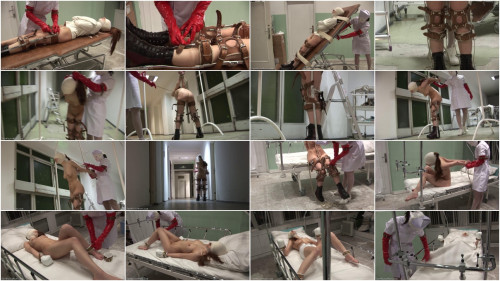 White Ward - Patient 004 - Caning Punishment, Parts 1, 2