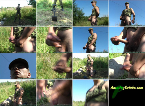 Seduced Army Boys vol. 53