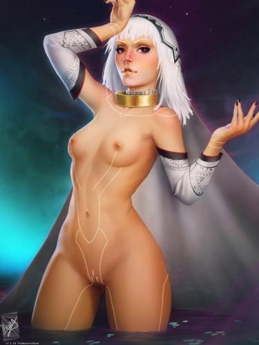 The Maestro N's Arts Part 10 [2021,Yuri,Nude,Bukkake]