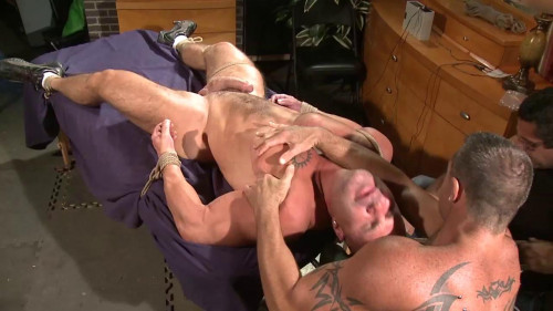 Musclebound - Muscle Play Part 1 - Trace Michaels & Adam Rogue