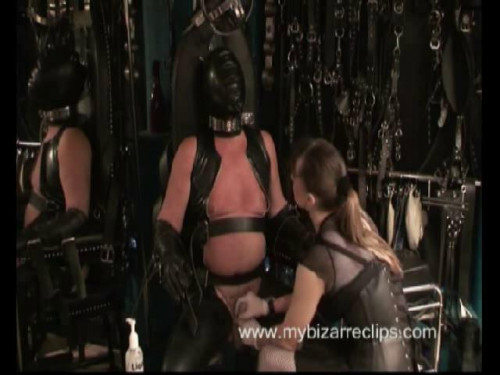 TheBondageMistressClub Latex and Rubber Video Pack Part 1 [Femdom and Strapon]