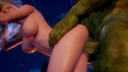 Anorsel [2016,Big tits/Cartoons,3DCG,Animation]