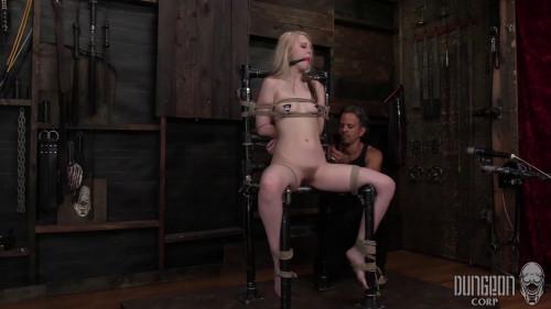 Lily Rader - The Good Little Bondage Slave [BDSM,SocietySM / DungeonCorp,Lily Rader,60fps,Bondage,Teen]