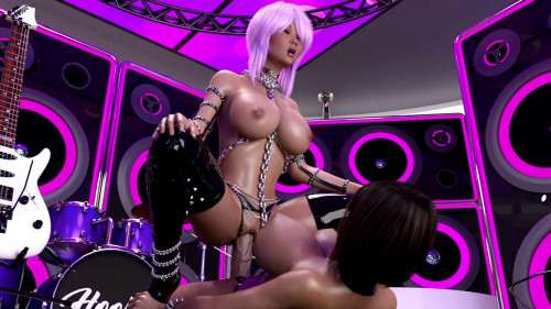 Heavy Metal [2020,3D,All sex]