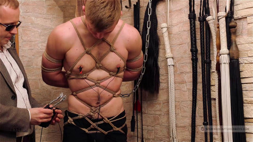 48 Best Clips Ruscapturedboys. Part 3. [2020,Gay BDSM]
