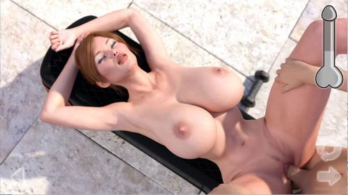 Girl House Version 1.5.2 Extra [2021,Big tits,Erotic Adventure,Blowjob]
