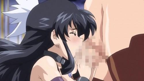 Space Pirate Sara Bonus [anime,futanari,cum]