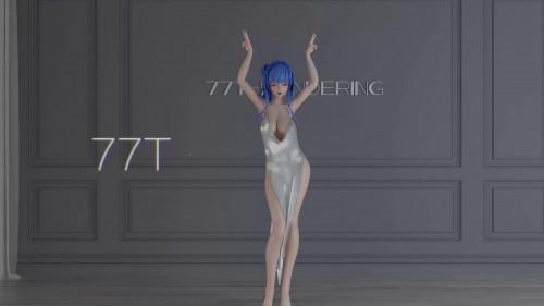 Dances From Anime Girls - Scene 3 - UltraHD 2160p