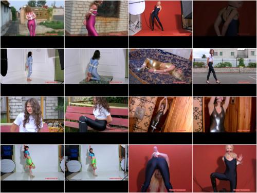 Spandex Bondage Super Excellent Cool Hot Nice Collection. Part 1.