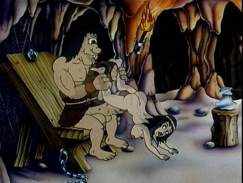 Retro Cartoon Sex Collection [1997,Hardcore,All Sex,Animation]