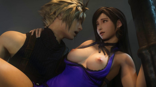 Tifa Cloud Final [2020,3D,All sex]