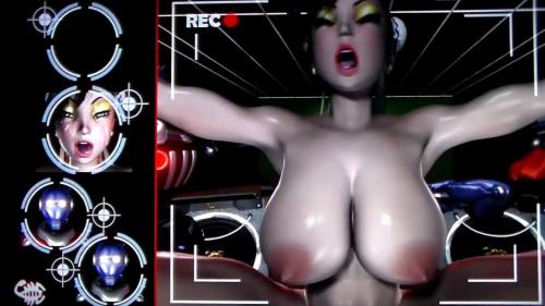 Virgin Fighter Training - Workout 1 [2013,3D,Creampie]