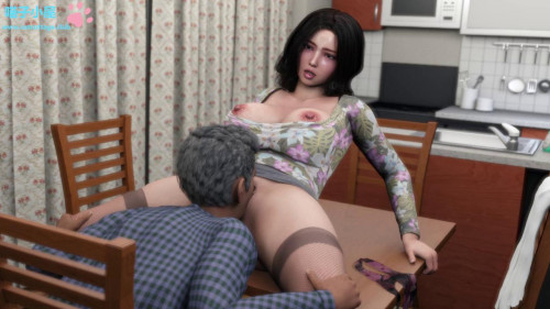 The Bi Married Woman which is cut out by hypnotism by a father