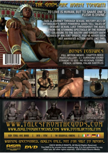Tales From The Gods [2010]