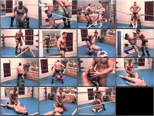 Brooklyn Bodywrecker vs Mark Nelson - take on his idol.