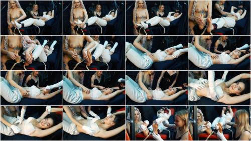 Bdsm Most Popular Great return of Albina Tickling by beauties