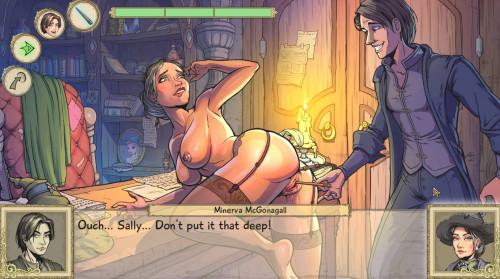 Innocent Witches Version 0.6 Final [2020,Fantasy,Anal Sex,Voyeurism]