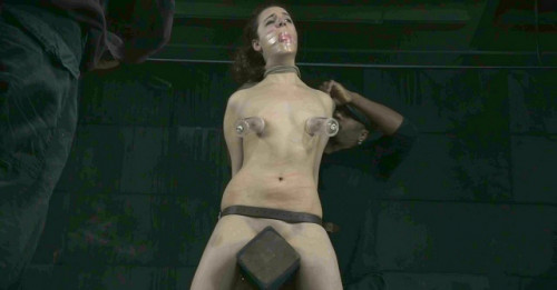The best extreme BDSM video with slavegirl Endza