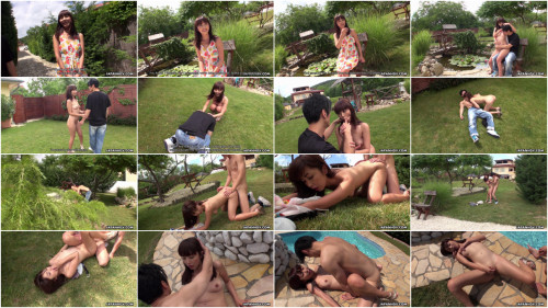 JapanHDV - Marica Hase comes to Europe to play with us