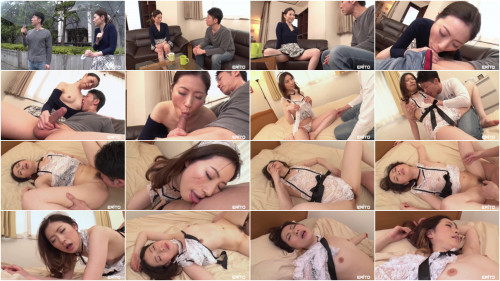 Yui - Temptation Of Lonely Housewife (2021)