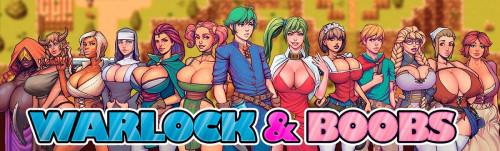 Warlock and Boobs [Yaoi,Oral,Handjob]
