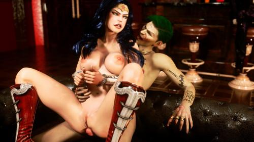 Wonder Slave Trainer [multiple penetration,adventure,corruption]
