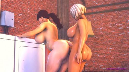 GWsfm Works collection [3D Porn Comic,Anal Oral,Futanari]