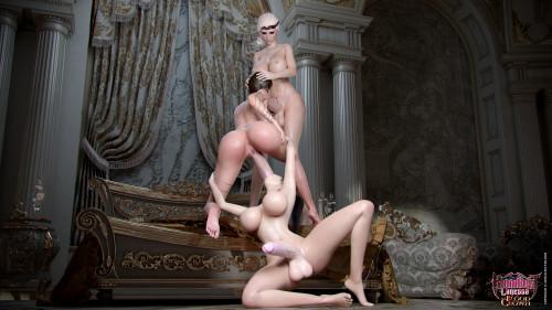 Miro Patreon Collection [Big Dick,3DCG,Deepthroat]