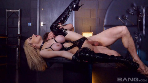 Art of Control [2018,Full-length films,Daring,Chessie Kay ,Male Domination International Rubber/Latex]