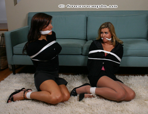 Secretaries In Bondage Picture Collection ! [Porn photo]
