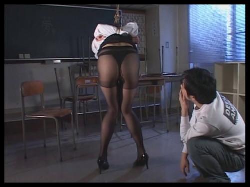 Marionette Female Teacher