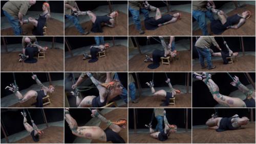 Quinn Carter: Bound legs