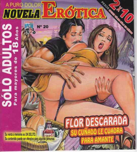 Mexican Adult Comix [Comedy,Oral sex,Anal sex]