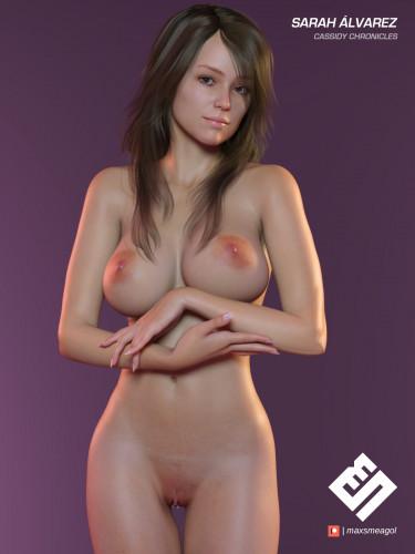 Maxsmeagol Erotic Artwork Collection [erotic solo,shemale,maxsmeagol]