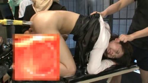 Aya Sakuraba - Anus Oppression! Woman Inflicter Ass-fuck Hell